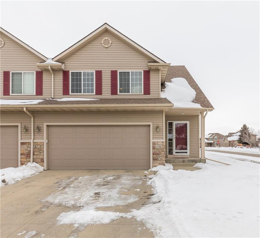 Photo of home for sale at 1316 23rd Lane NW, Ankeny IA