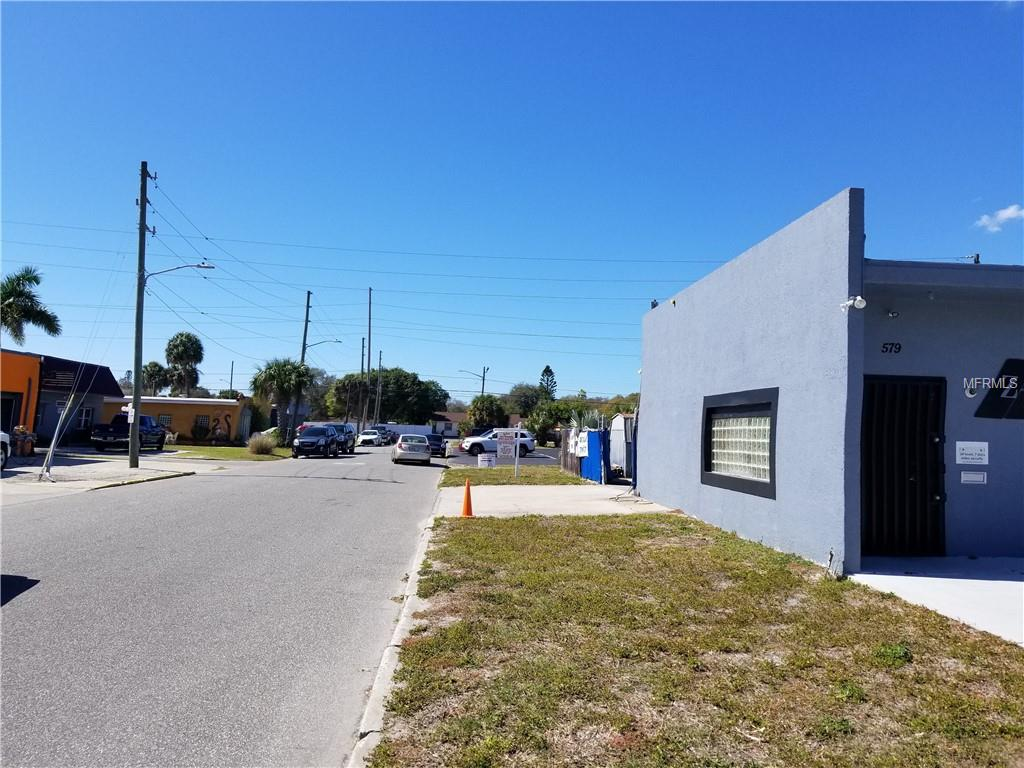 Photo of home for sale at 579 27TH STREET, St Petersburg FL