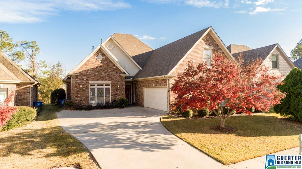 Photo of home for sale at 6042 Waterside Dr, Hoover AL