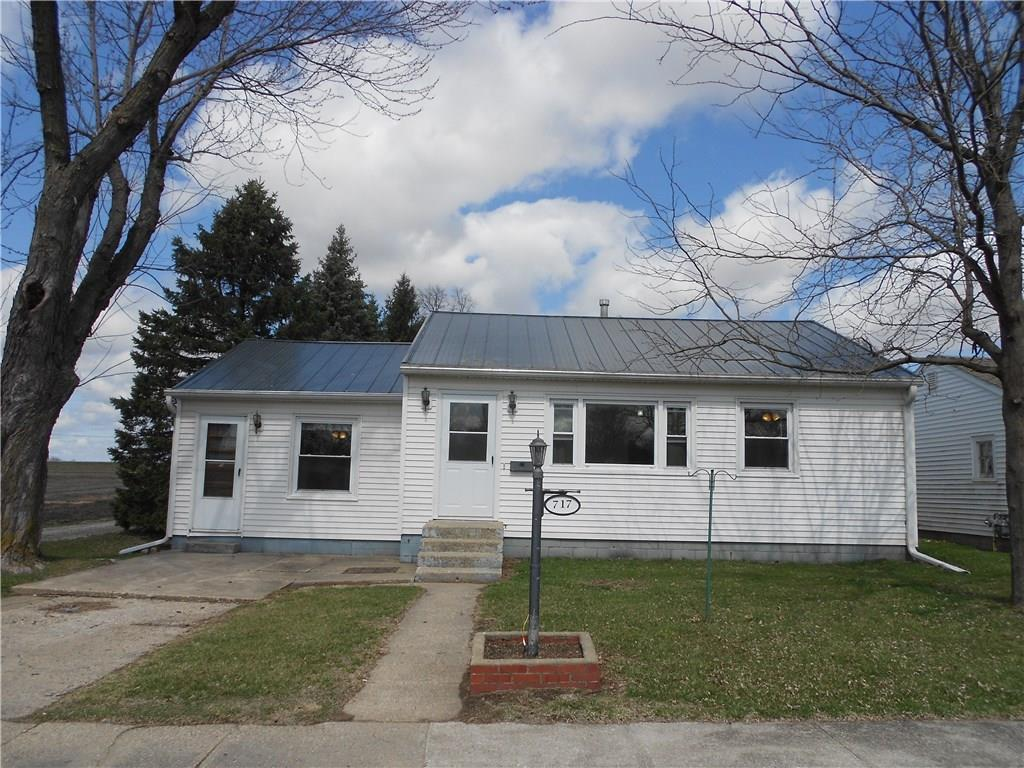 Photo of home for sale at 717 First Street W, Madrid IA