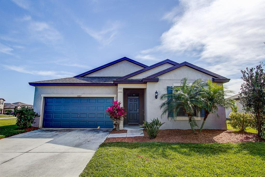 Photo of home for sale at 10817 56TH STREET, Parrish FL