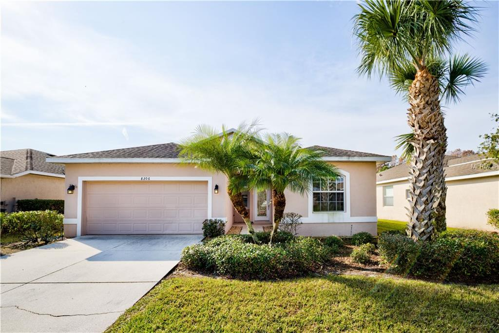 Photo of home for sale at 8206 HAVEN HARBOUR WAY, Bradenton FL