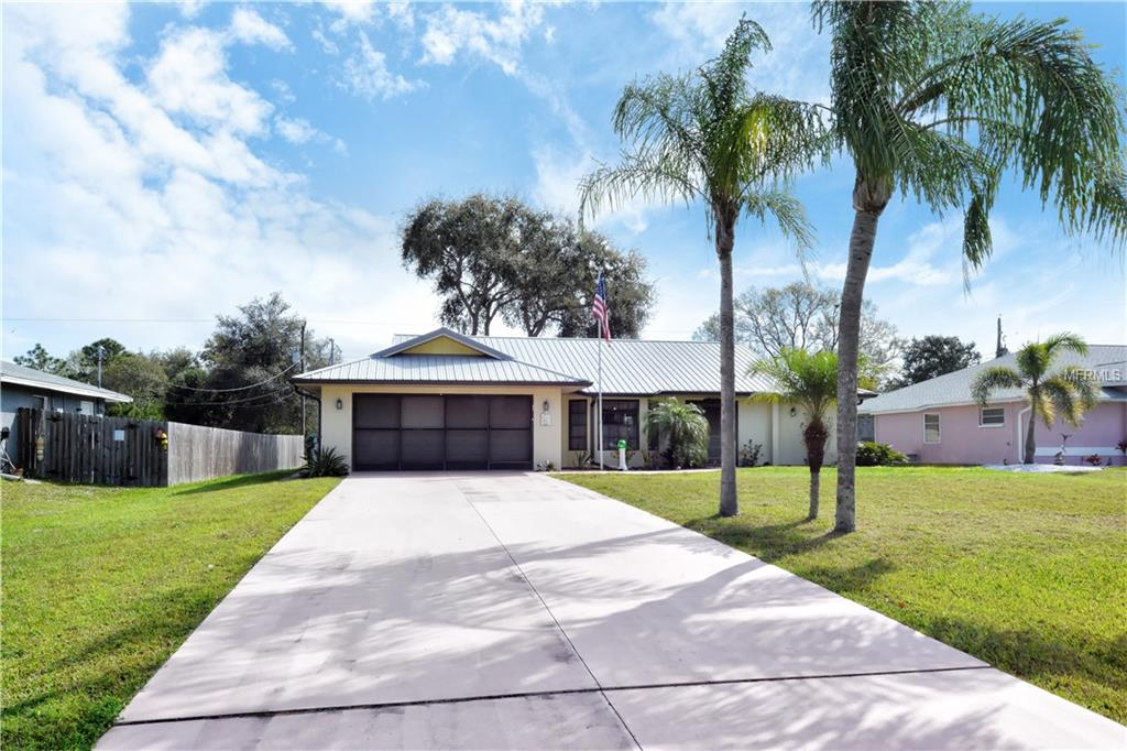 Photo of home for sale at 9238 GULFSTREAM BOULEVARD, Englewood FL