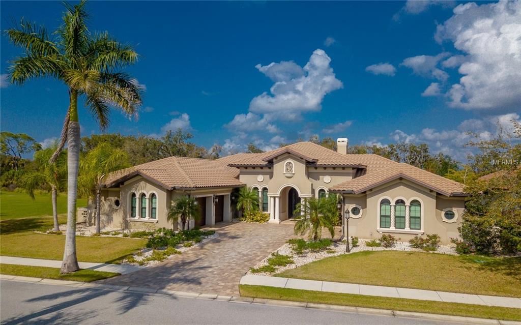 Photo of home for sale at 11806 RIVER SHORES TRAIL, Parrish FL