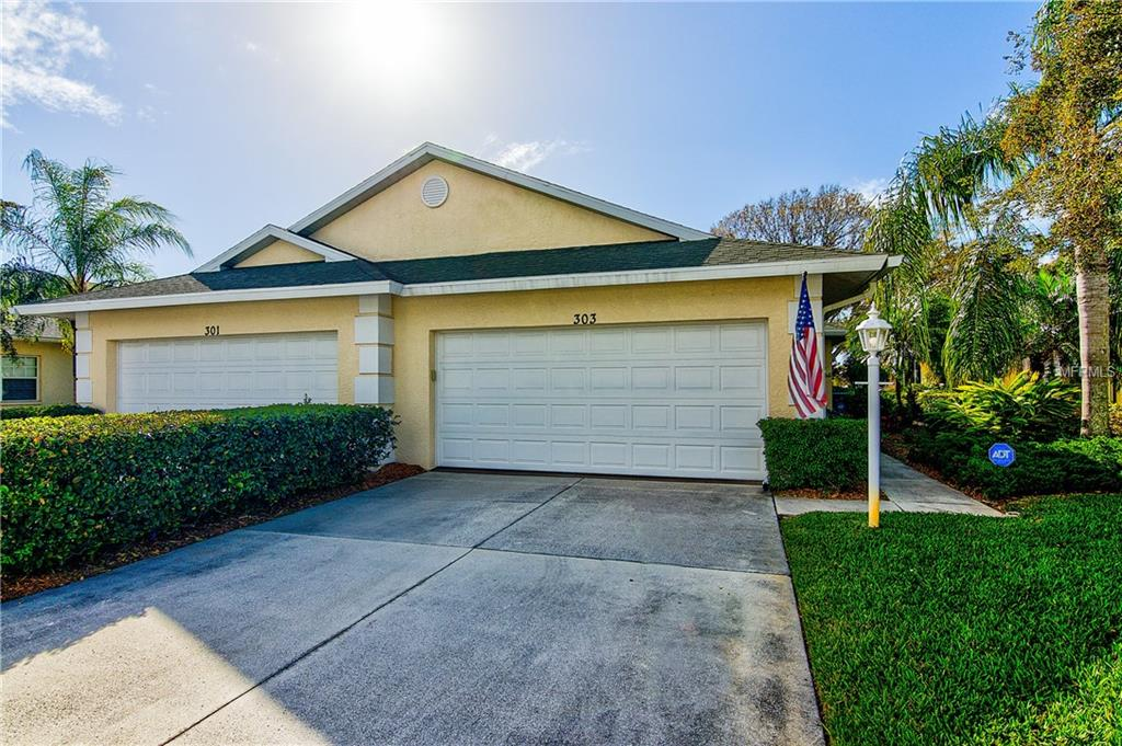 Photo of home for sale at 303 AUBURN COVE CIRCLE, Venice FL