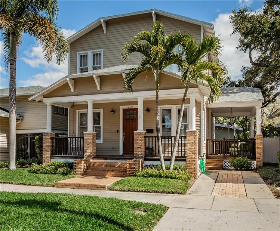 Photo of home for sale at 708 PACKWOOD AVENUE S, Tampa FL