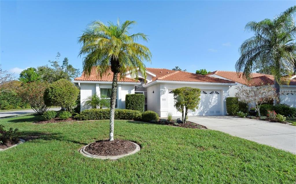 Photo of home for sale at 4803 ORANGE TREE PLACE, Venice FL