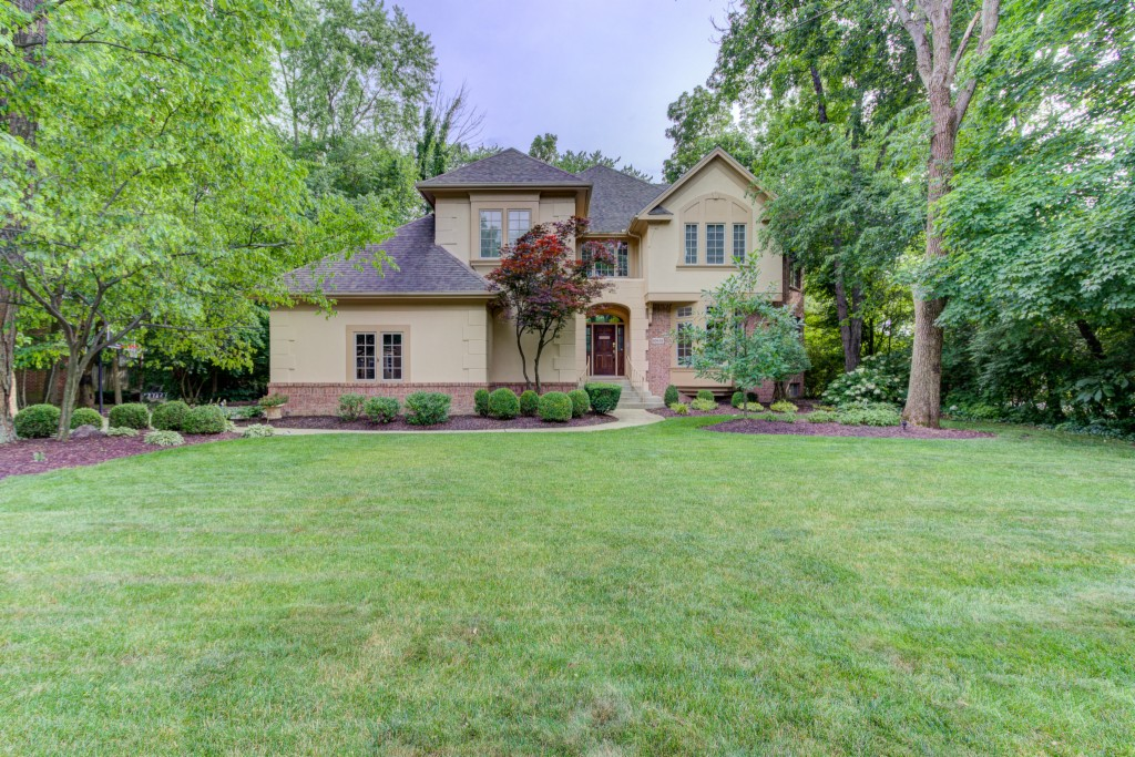 Photo of home for sale at 10631 Willow Brook Road, Dayton OH