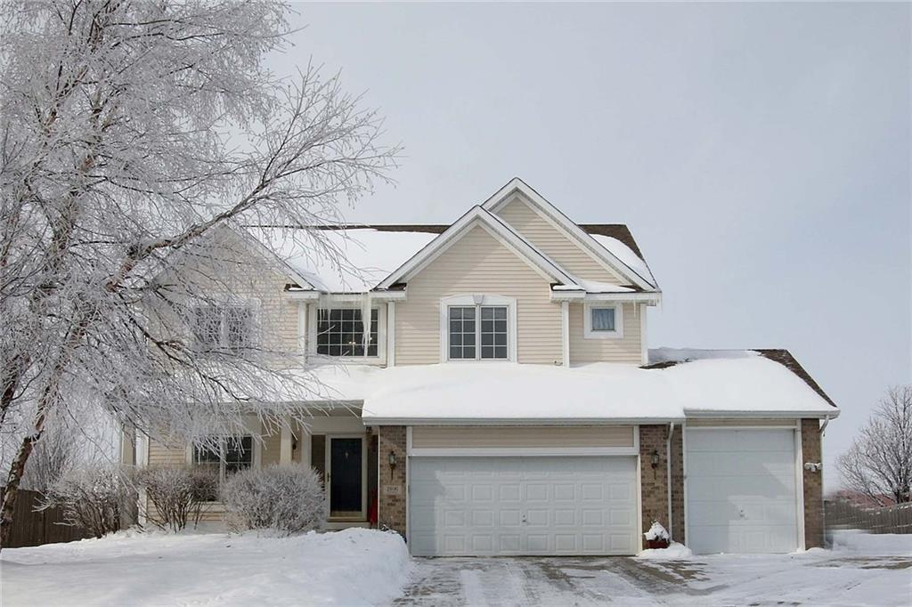 Photo of home for sale at 2406 Maple Street NW, Ankeny IA