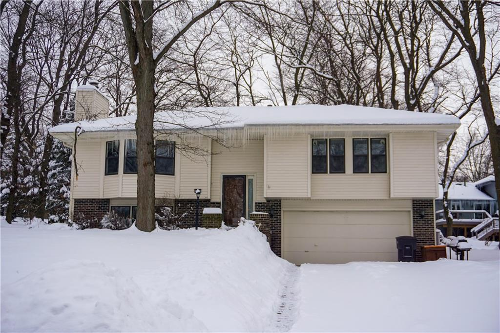 Photo of home for sale at 10466 Sunset Terrace, Clive IA