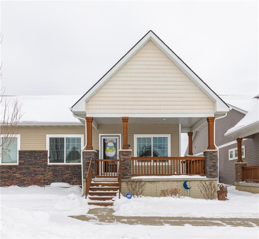 Photo of home for sale at 159 Cambridge Drive, West Des Moines IA