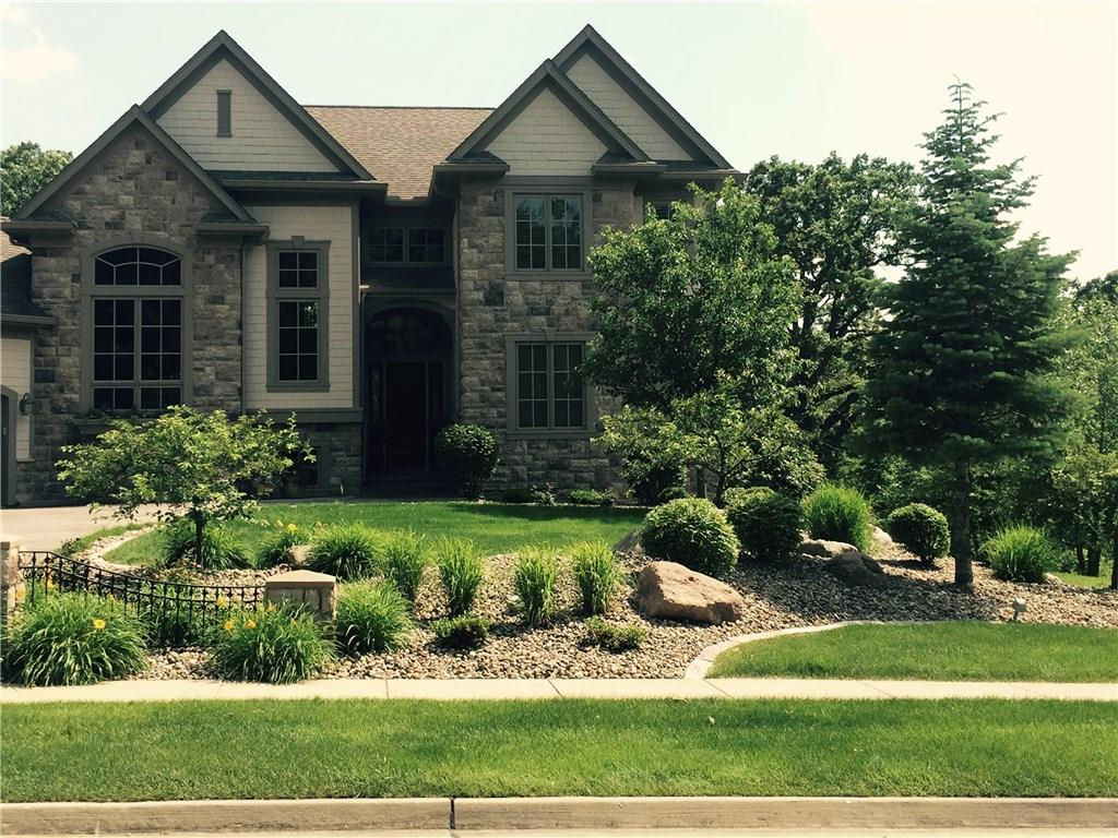 Photo of home for sale at 14208 Ridgemont Drive, Urbandale IA