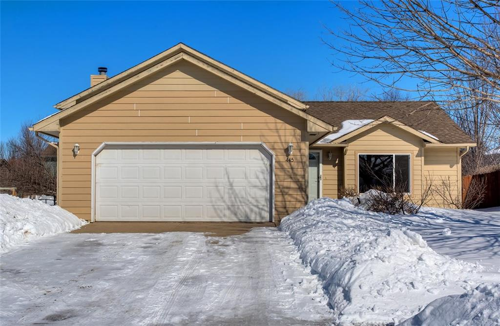 Photo of home for sale at 445 Waukee Avenue, Waukee IA