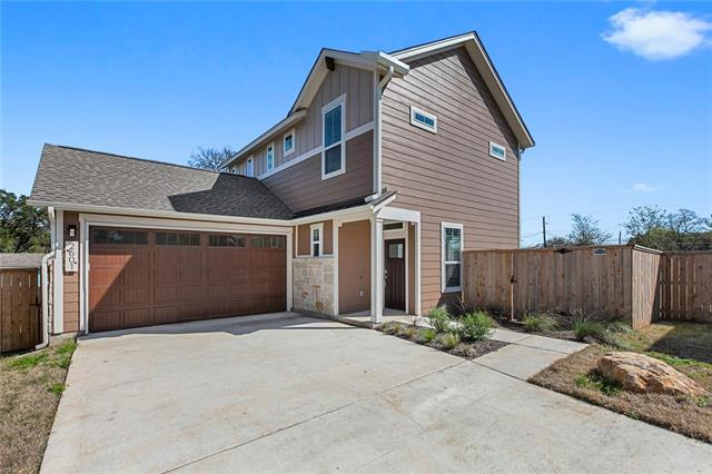 Photo of home for sale at 2601 Autumn Leaf CT, Austin TX