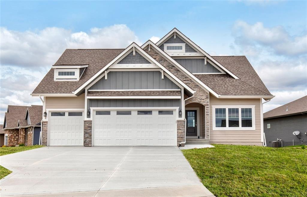 Photo of home for sale at 4504 Sienna Court NE, Ankeny IA