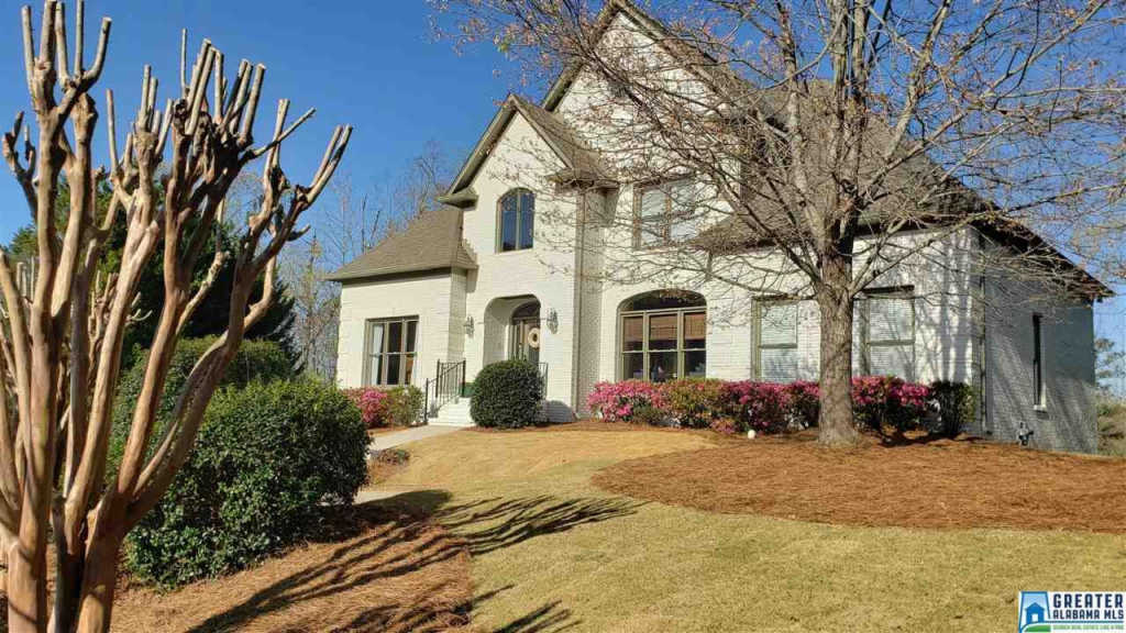 Photo of home for sale at 7427 S Bishop Rock, Hoover AL