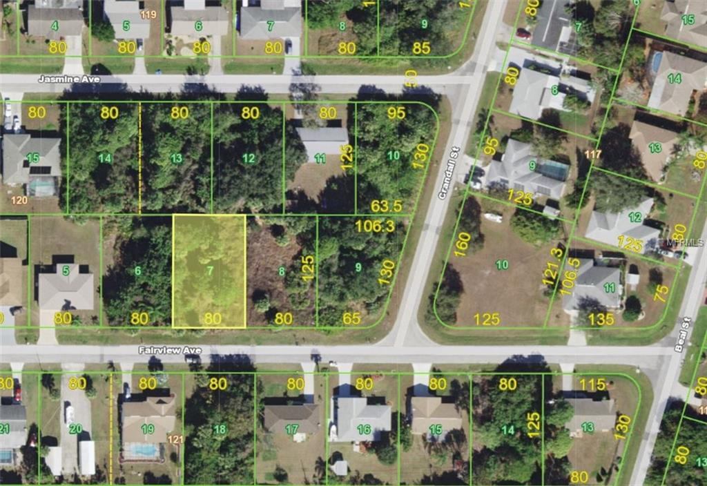 Photo of home for sale at 516 FAIRVIEW AVENUE, Port Charlotte FL