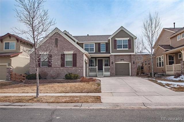 Photo of home for sale at 8348 Cole Street, Arvada CO