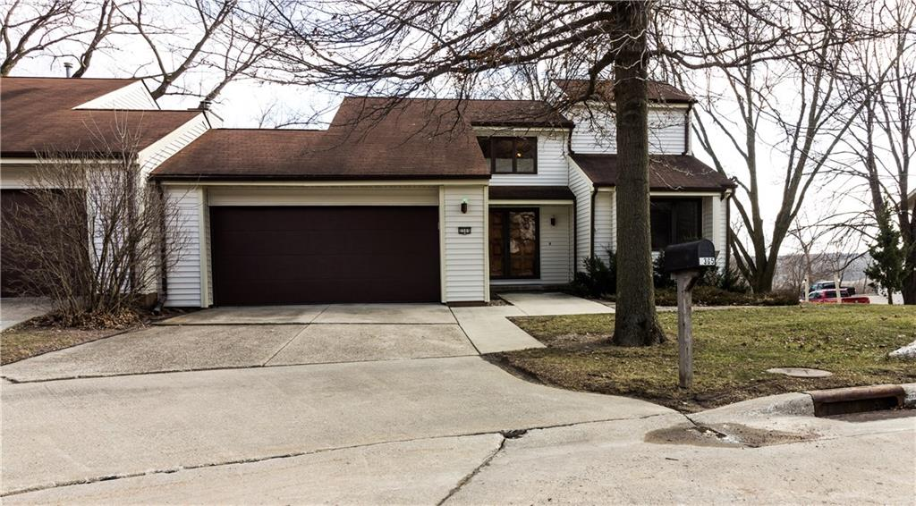 Photo of home for sale at 2305 Linda Circle, Urbandale IA