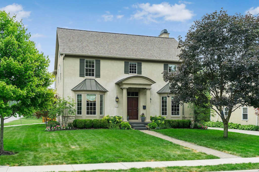 Photo of home for sale at 2596 Andover Road, Upper Arlington OH