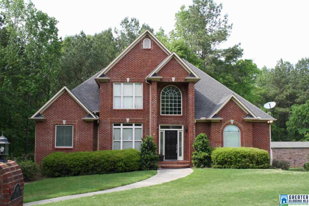 Photo of home for sale at 187 Chase Dr, Pelham AL