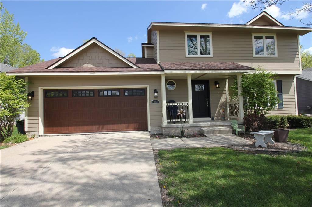 Photo of home for sale at 885 4th Street, Waukee IA