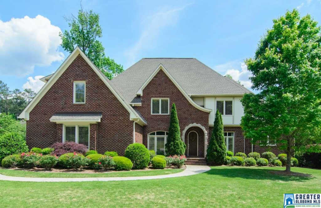 Photo of home for sale at 1398 Lake Trace Ln, Hoover AL