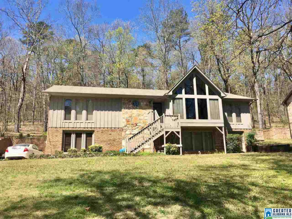 Photo of home for sale at 6283 Rock Mountain Lake Rd, Mccalla AL