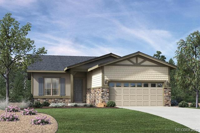 Photo of home for sale at 8505 Shawnee, Aurora CO