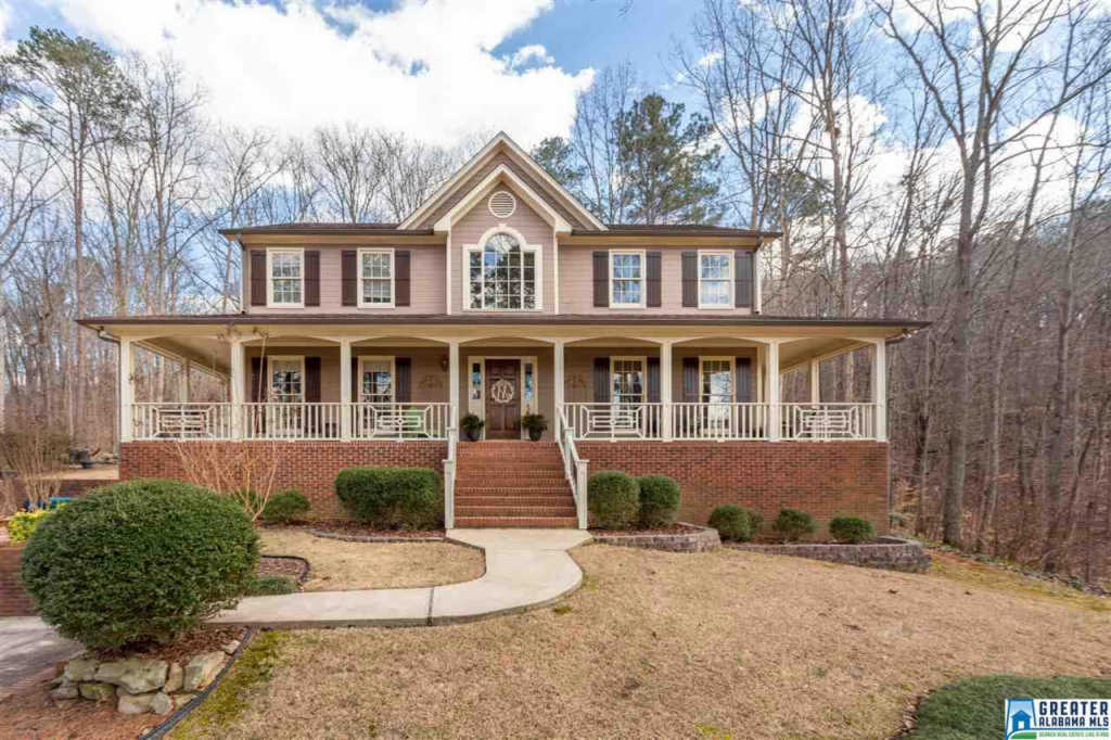 Photo of home for sale at 155 Heritage Rd, Oneonta AL