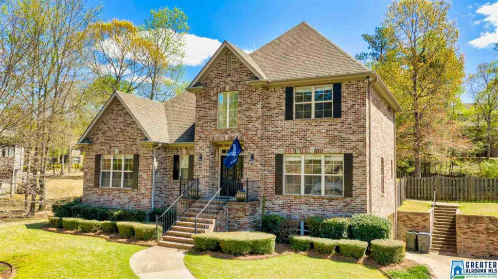 Photo of home for sale at 141 Wild Timber Pkwy, Pelham AL