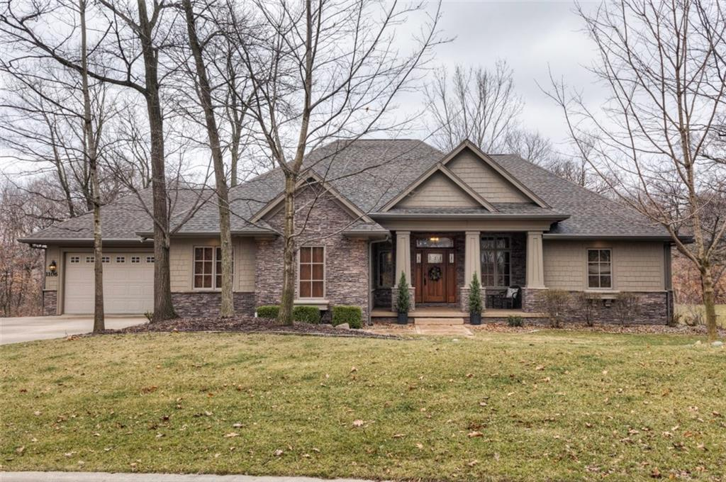 Photo of home for sale at 1106 Oakwood Drive, Polk City IA