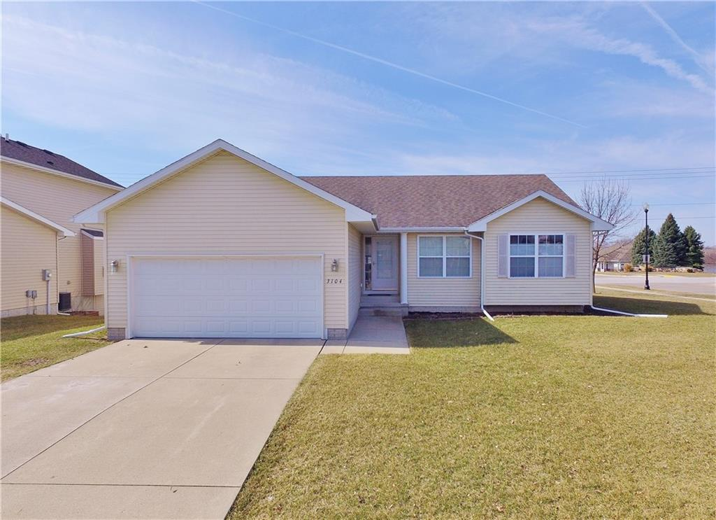 Photo of home for sale at 3104 Butternut Court SW, Ankeny IA