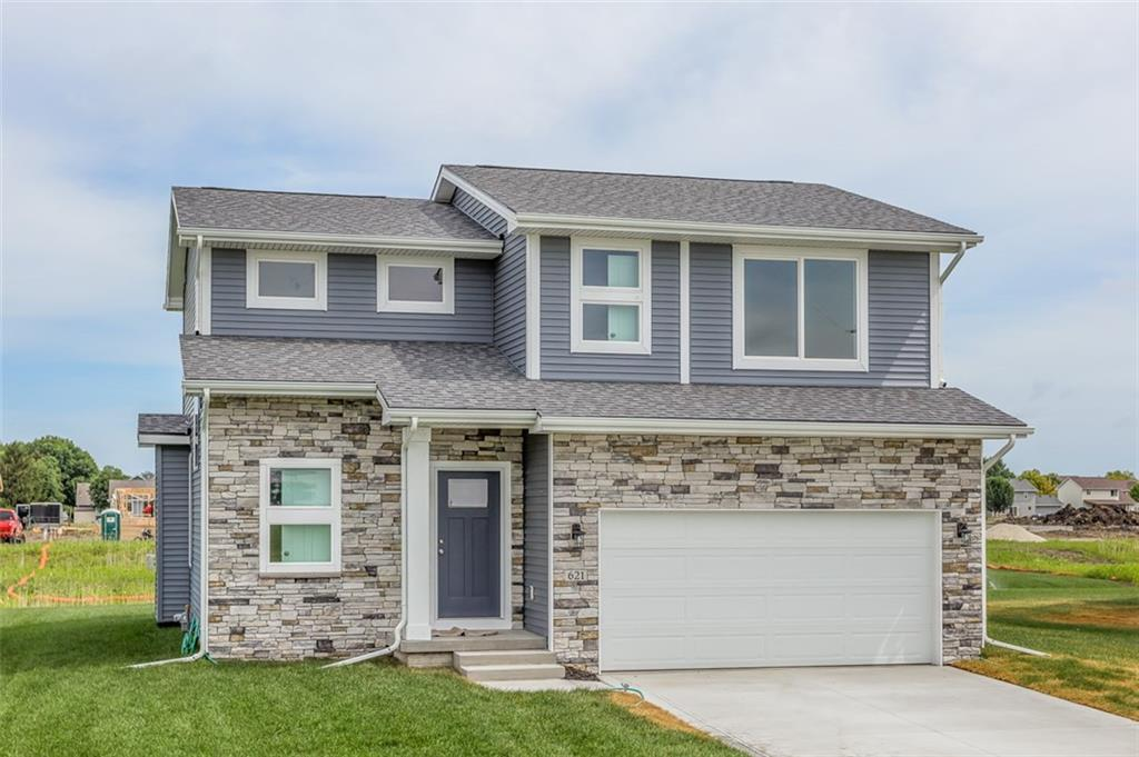 Photo of home for sale at 621 Sunset Drive SE, Altoona IA