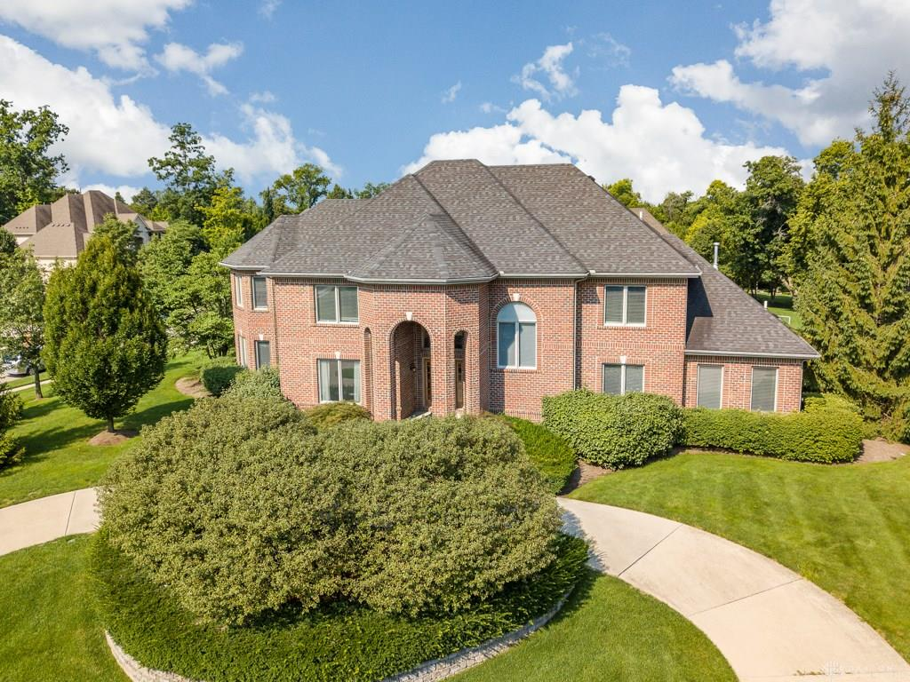 Photo of home for sale at 1011 Wild Hickory Lane, Dayton OH