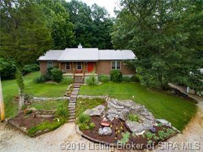 Photo of home for sale at 7901 State Road 64 E, Marengo IN