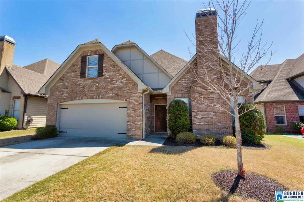 Photo of home for sale at 1044 Riviera Dr, Calera AL