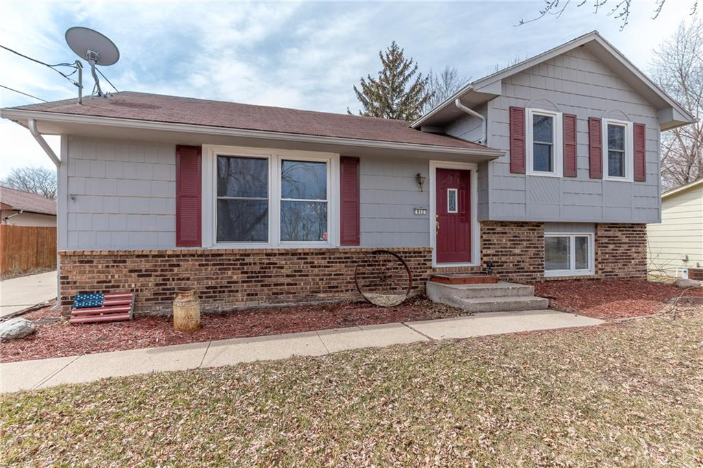 Photo of home for sale at 912 Broadway Street W, Polk City IA