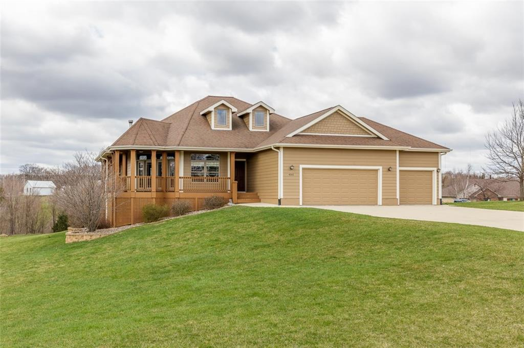 Photo of home for sale at 4161 151st Place NE, Cambridge IA
