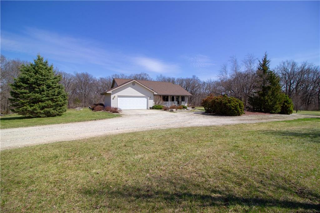 Photo of home for sale at 1414 334th Road, Woodward IA