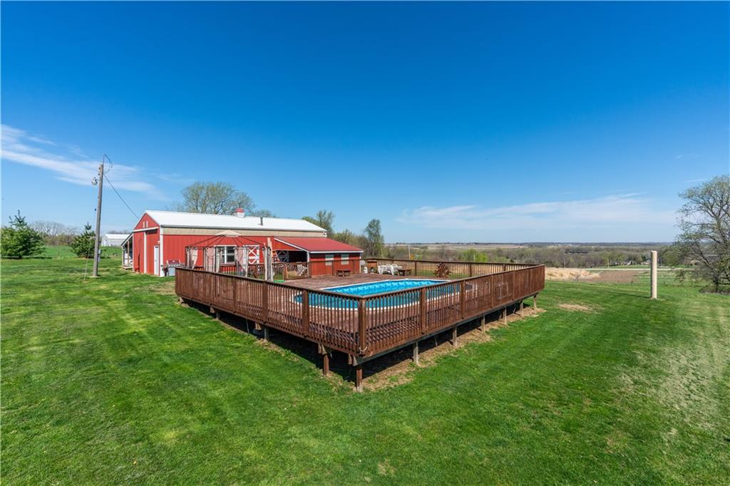 Photo of home for sale at 6335 S31 Highway, Hartford IA