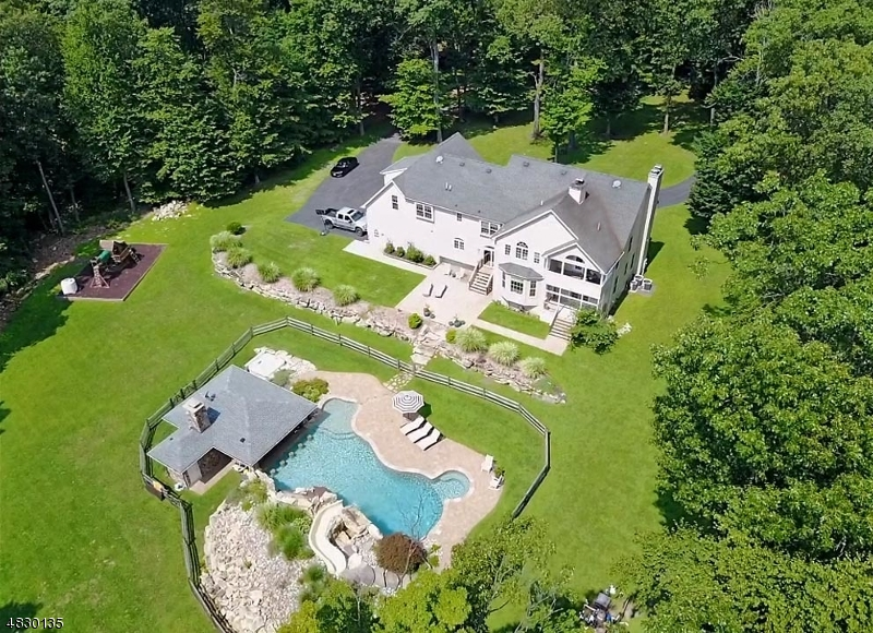 Photo of home for sale at 19 SHADY LN, Lebanon Twp. NJ