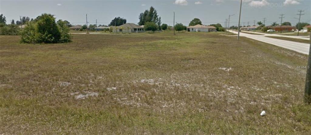 Photo of home for sale at 2 EL DORADO BOULEVARD, Cape Coral FL