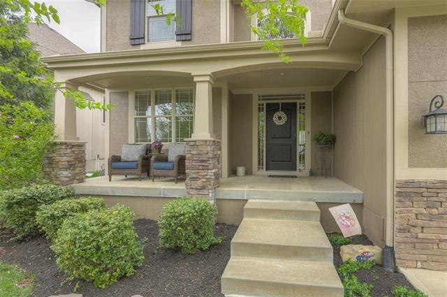 One of Olathe 4 Bedroom Homes for Sale at 21074 W 114th Place