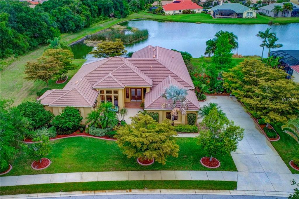 Photo of home for sale at 13019 MAGPIE PLACE, Bradenton FL