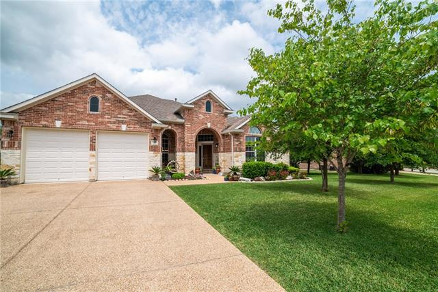Photo of home for sale at 216 Whispering Wind WAY, Austin TX