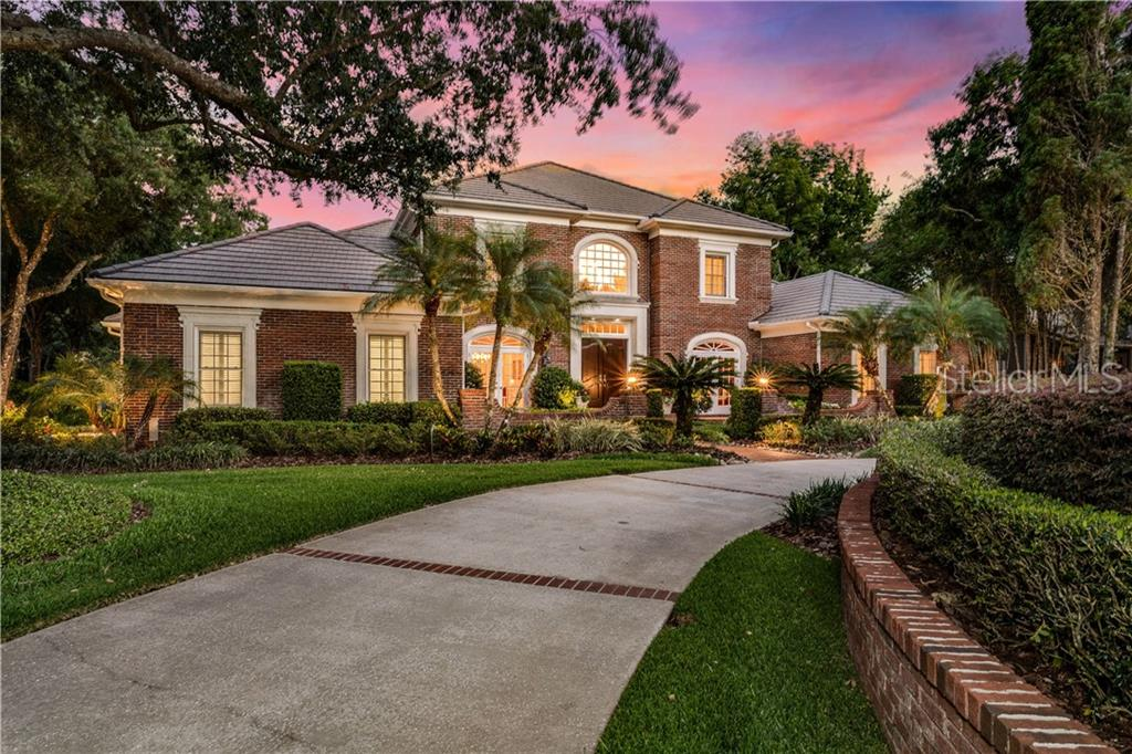 Photo of home for sale at 6310 MACLAURIN DRIVE W, Tampa FL