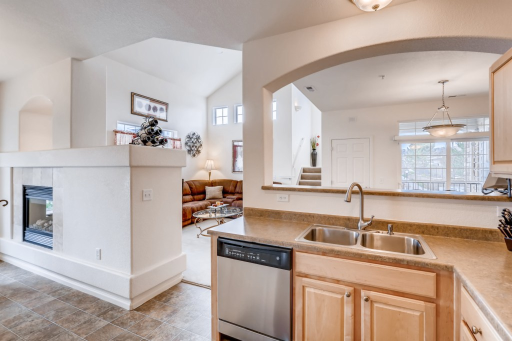 Photo of home for sale at 457 Black Feather Loop, Castle Rock CO