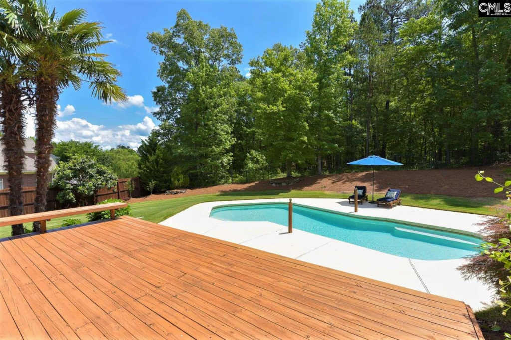 Photo of home for sale at 221 Ascot Glen Road, Irmo SC