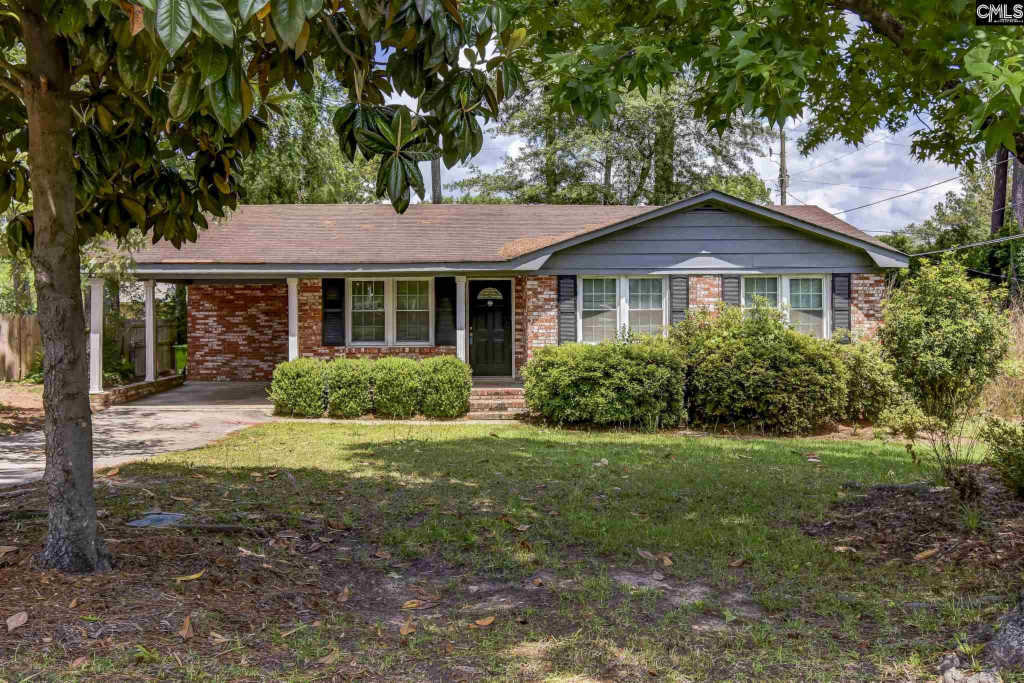 Photo of home for sale at 4105 Lantana Drive, Columbia SC